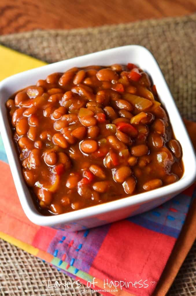 Best Baked Bean