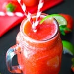 Frozen Strawberry Limeades-2