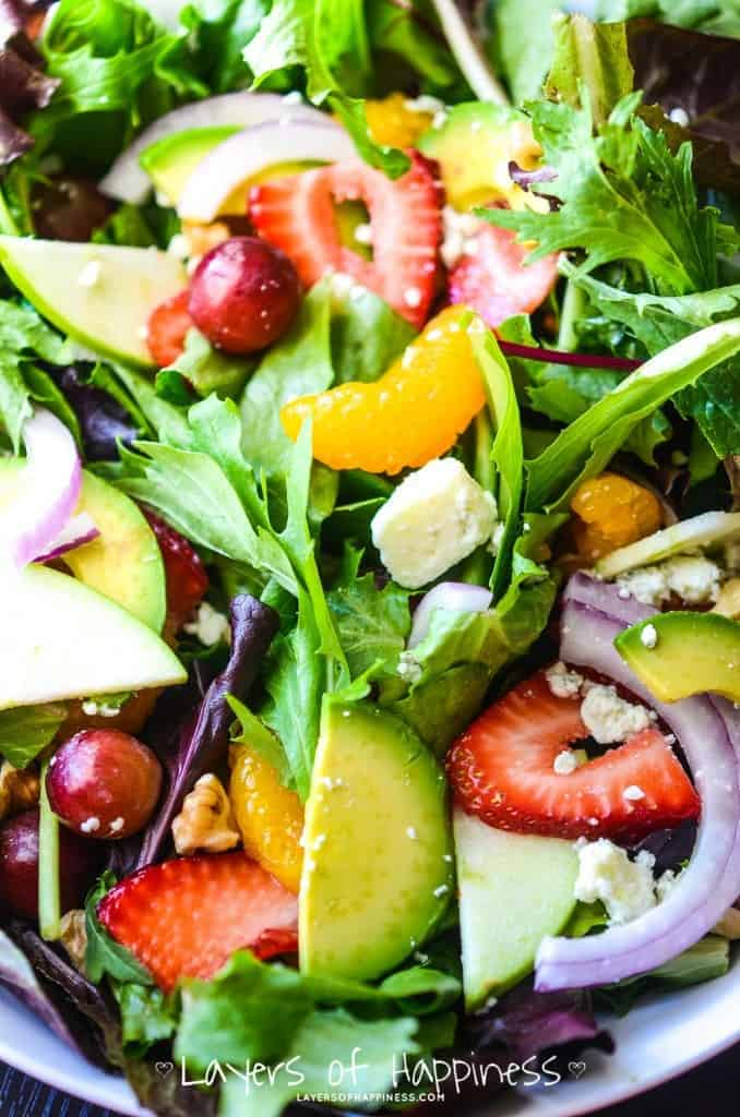 The Best Chopped Salad Ever