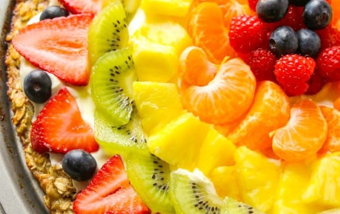 FRUIT PIZZA 1