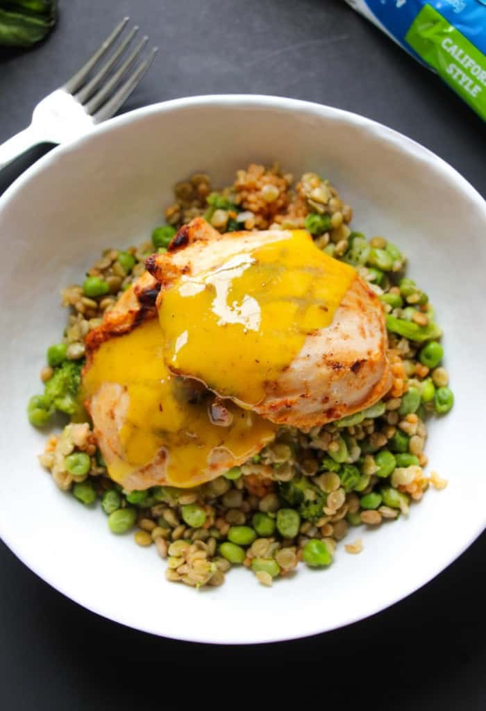 Grilled Chicken With Lemon Herb Sauce Layers Of Happiness