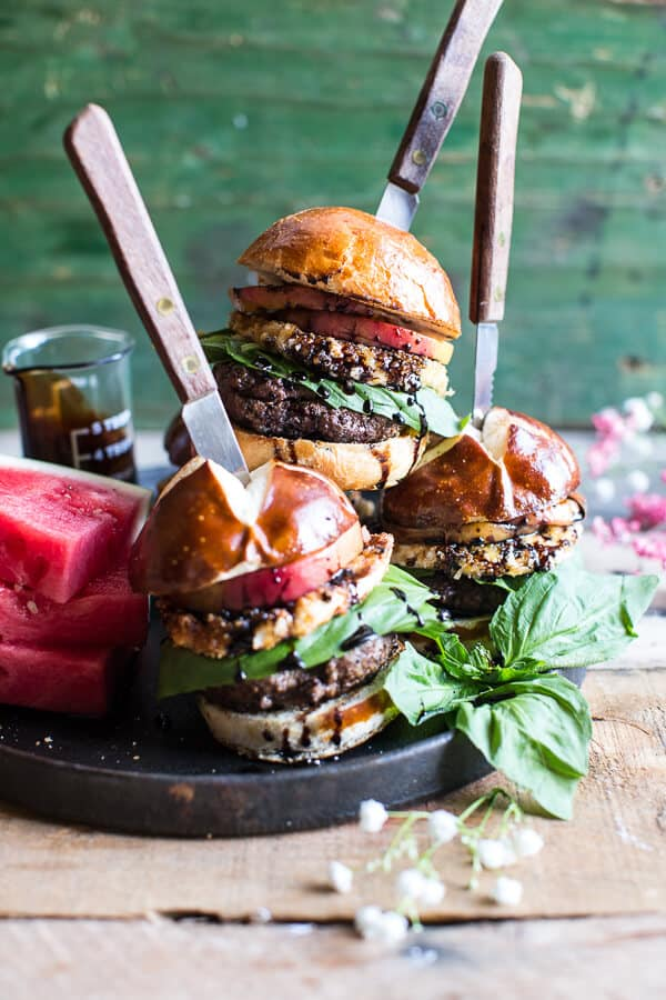 Fried-Mozzarella-and-Caramelized-Peach-Caprese-Burger-1