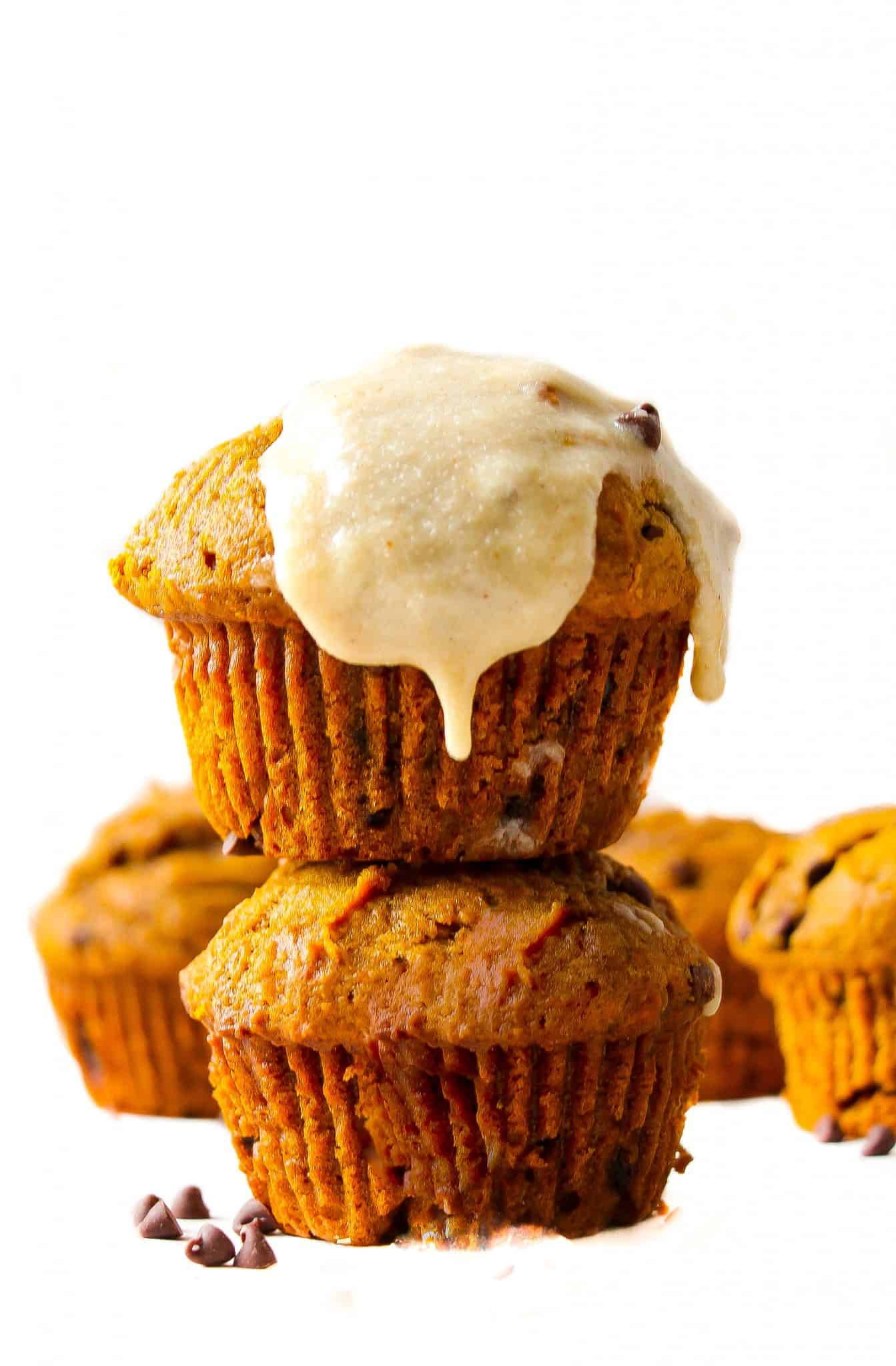 Best-Ever Pumpkin Chocolate Chip Muffins (with Browned Butter ...