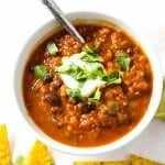 quinoa-vegetarian-chili