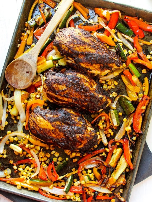 Chicken fajita recipe stove top