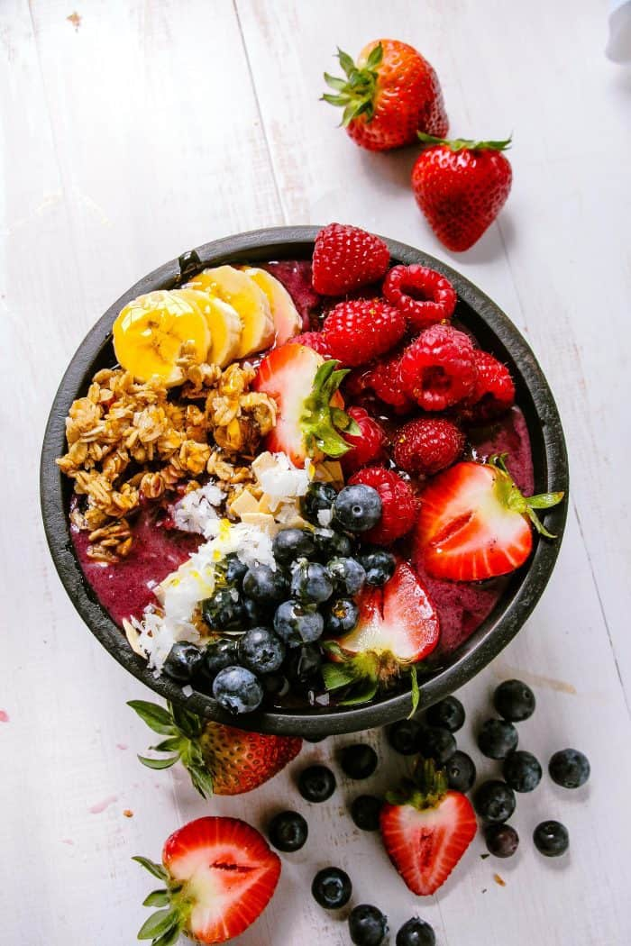 Acai Sunrise Bowl