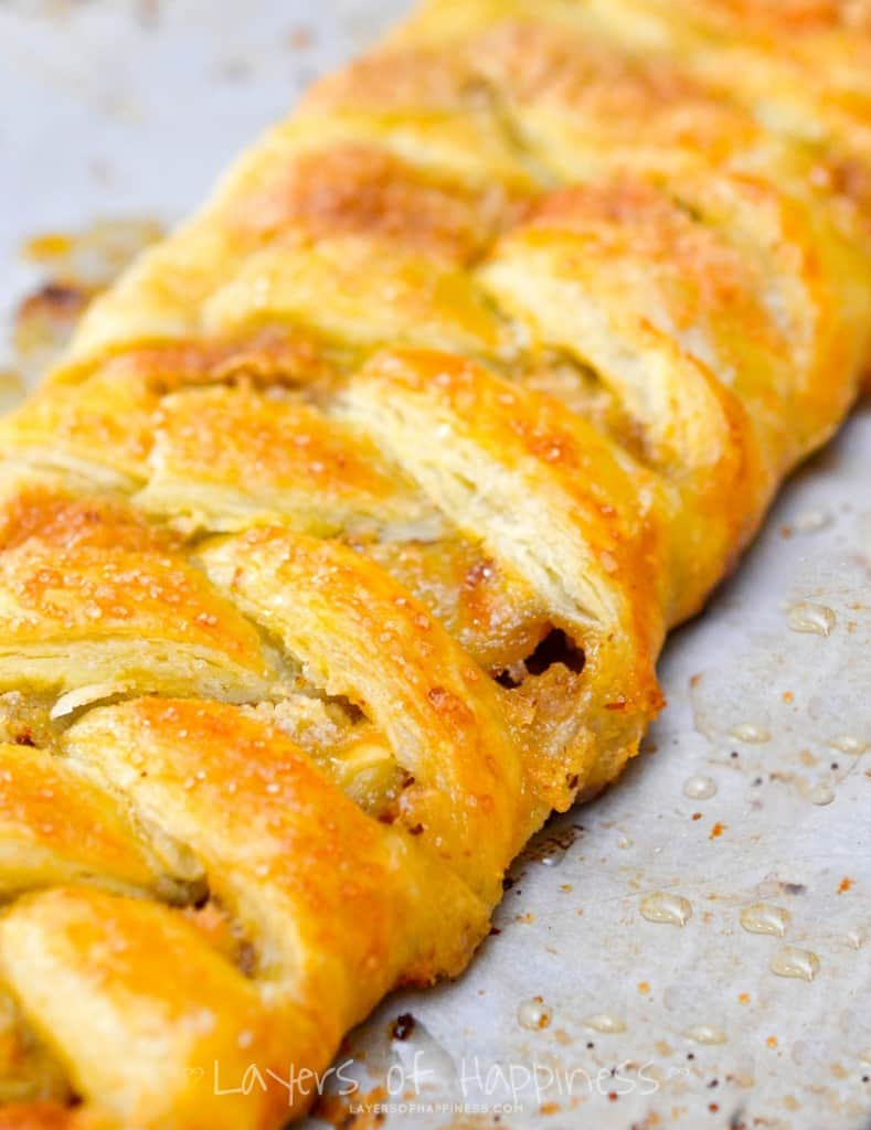 HONEY ALMOND DANISH 5