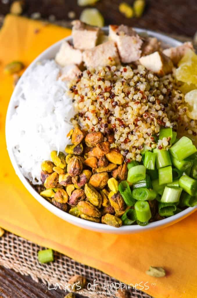 Best Quinoa Salad Ever