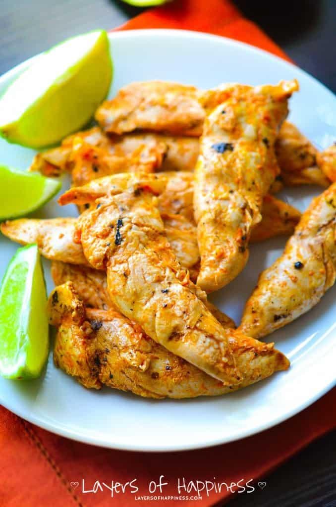Kickin Chicken Marinade
