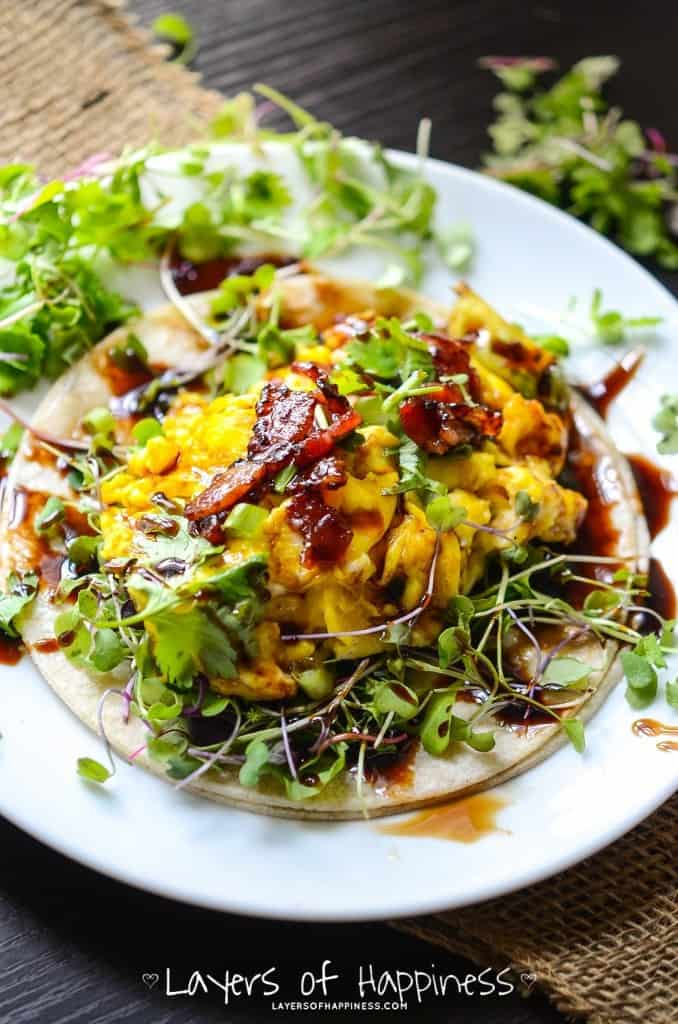 Farmers Market Breakfast Tacos 1