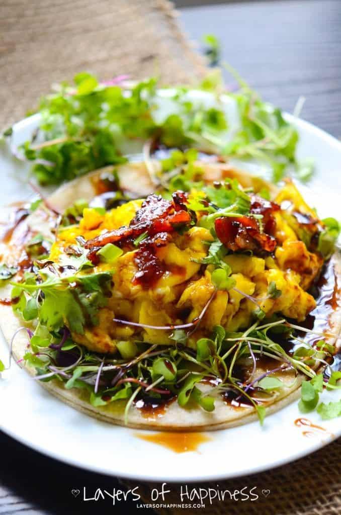 Farmers Market Breakfast Tacos 2