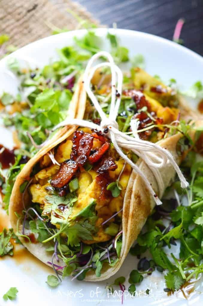 Farmers Market Breakfast Tacos 5