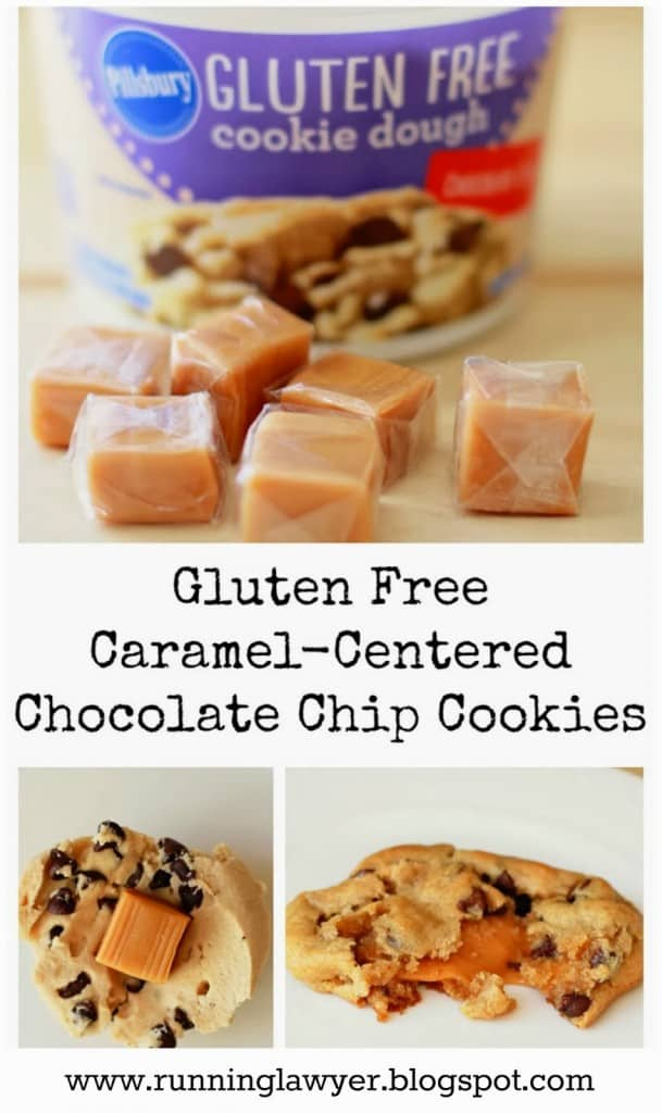 Gluten Free Caramel Centered Chocolate Chip Cookie Recipe Pillsbury