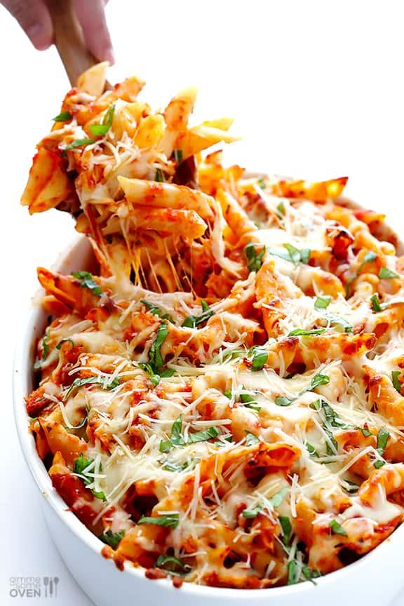 Chicken-Parmesan-Baked-Ziti-1