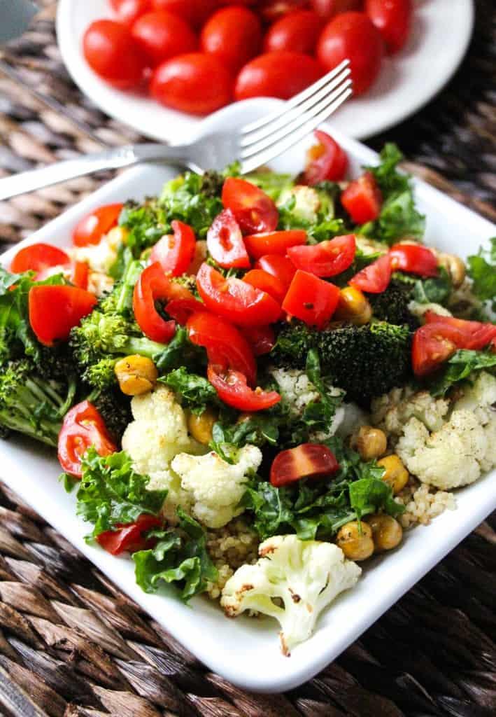 mediterranean-roasted-vegetable-quinoa-bowl