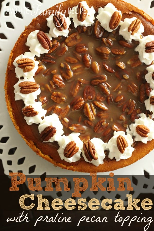 Pumpkin-Cheesecake-with-Praline-Pecan-Topping