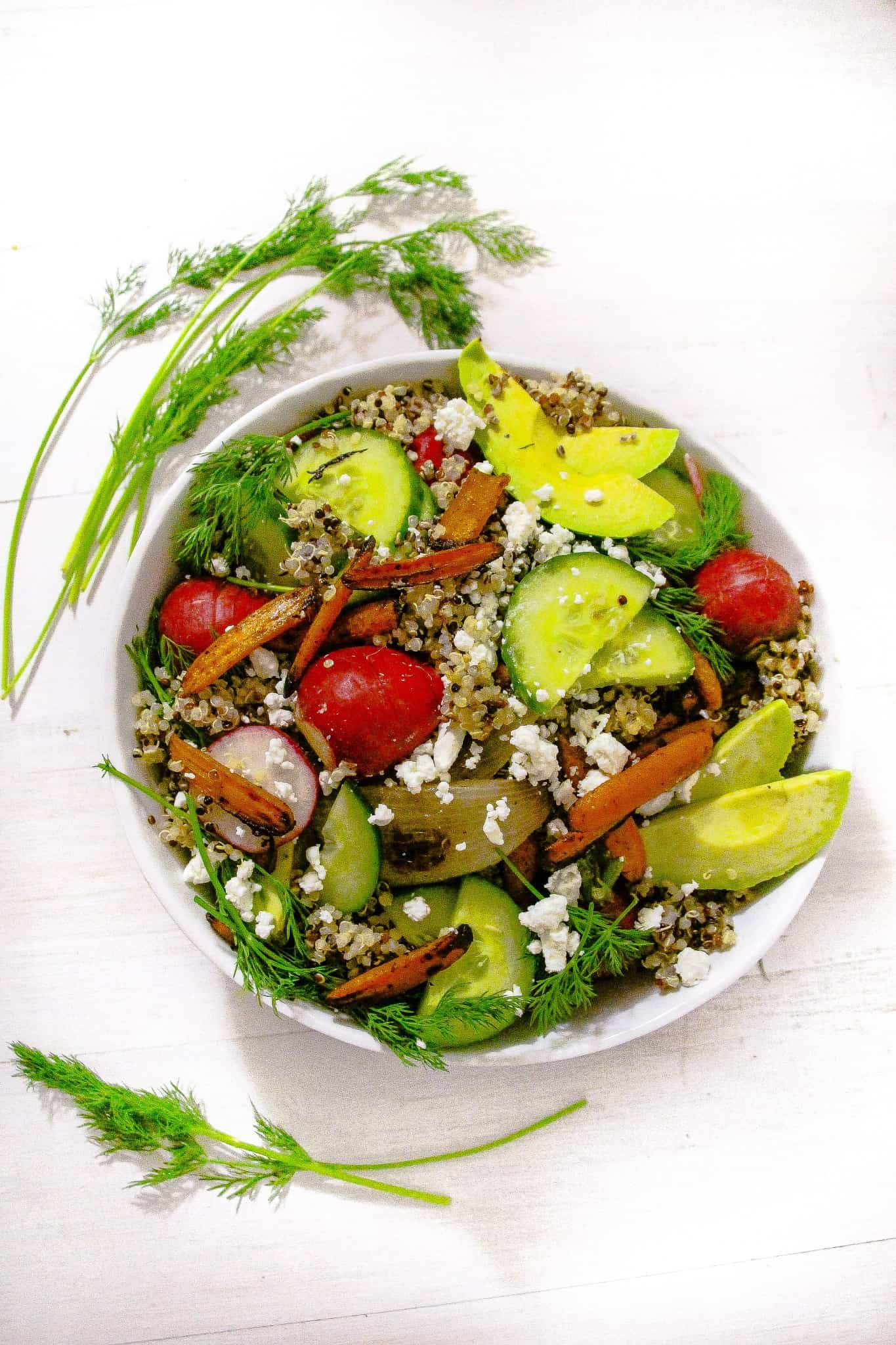 vegetable-quinoa-salad